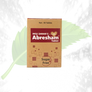 New Shama Abresham Tablets
