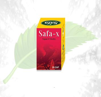 Safa-X Tablets