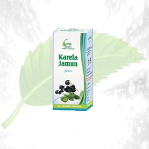Cure Karela Jamun Syrup