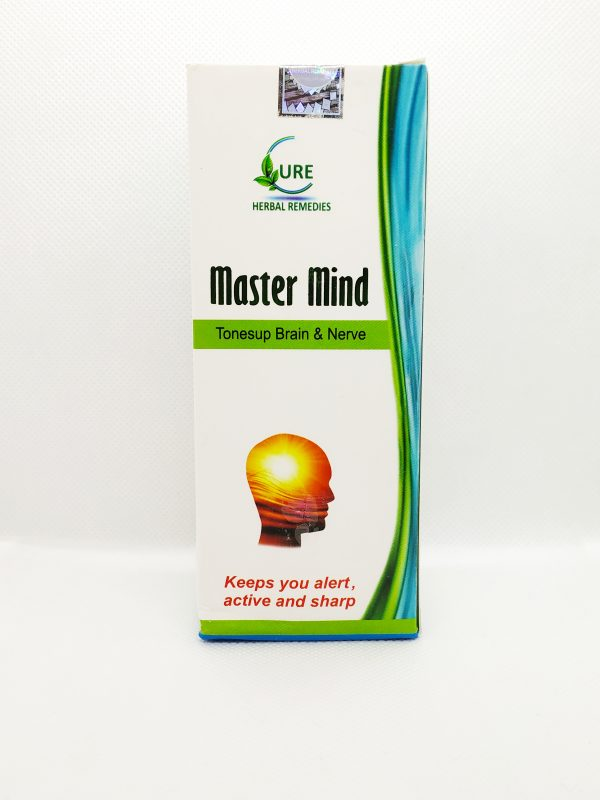 Cure Master Mind Syrup