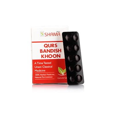 Qurs Bandish Khoon Tablet