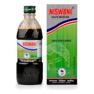 Niswani Syrup for women