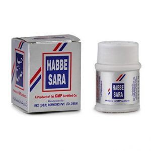Habbe Sara Tablets by Rex
