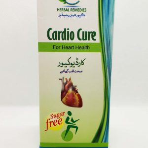 Cardio Care Syrup Sugar Free