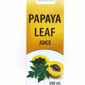 Papaya Leaf Juice by Krishna
