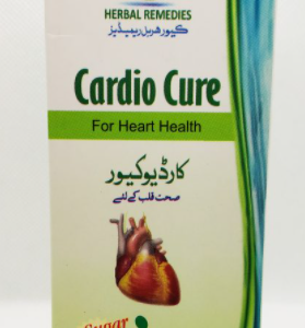 Cardio Cure Sugar Free 500ml by Cure