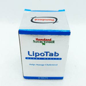 LipoTab Tablets by Hamdard