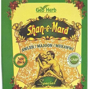 Shan-e-Mard Special 250g by GeoHerb