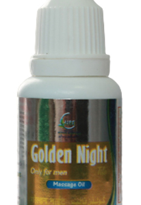 Golden Night Oil 30ml by Cure