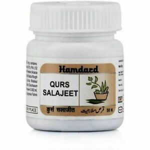 Qurs Salajeet by Hamdard